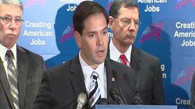 Sen. Rubio criticizes U.S. slow response in Libya