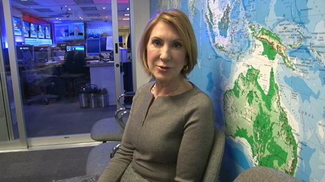 VIDEO: Carly Fiorina: The State of the Union Is...