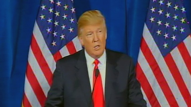 VIDEO: Donald Trump Endorses Mitt Romney