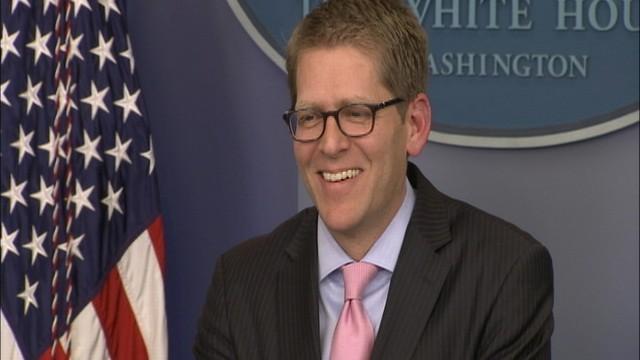 VIDEO: White House Press Secretary Zings Donald Trump