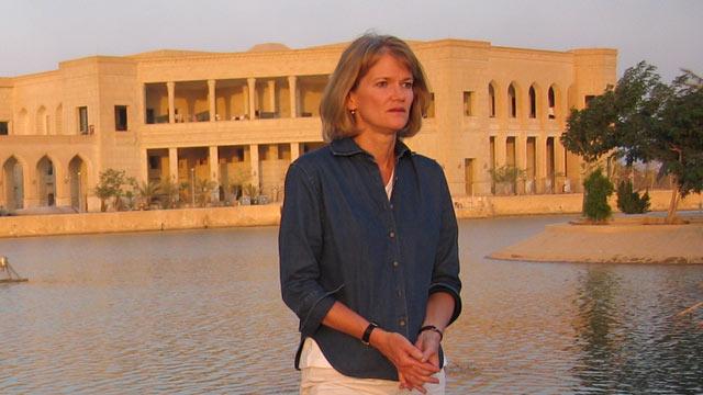 PHOTO: ABC News senior foreign affairs correspondent Martha Raddatz will moderate the Vice Presidential Debate between Vice President Joe Biden and Rep. Paul Ryan, Thursday, Oct. 11, 2012.