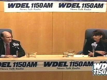 Video of ODonnell, Coons debate on WDEL.
