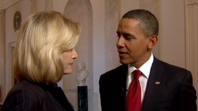 VIDEO: Just 48 Hours After the State of the Union, Diane to Interview the President