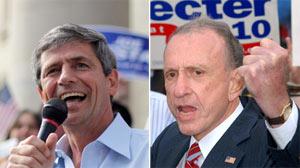 Pennsylvania Senate primary race