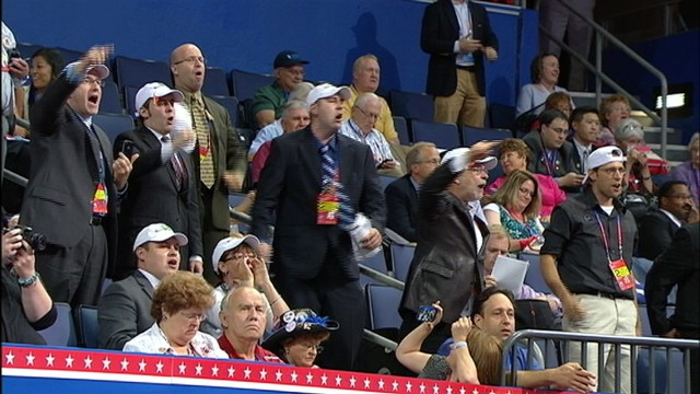 VIDEO: Delegates Boo New Rules at Republican National Convention