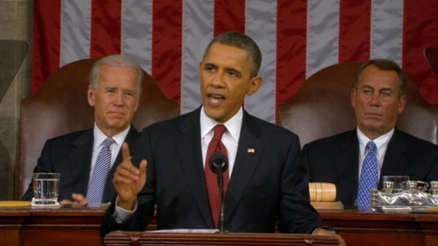 VIDEO: The president outlines his economic blueprint focused on U.S. manufacturing.