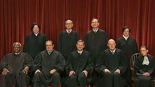 VIDEO: Supreme Court Upholds Health Care Mandate