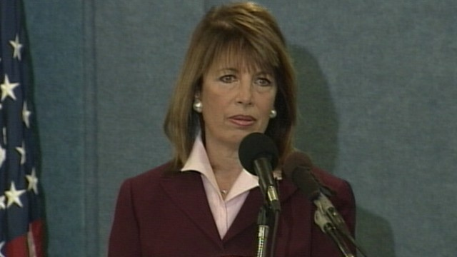 VIDEO: Jackie Speier, D-Calif., announces new legislation to alter reporting process.