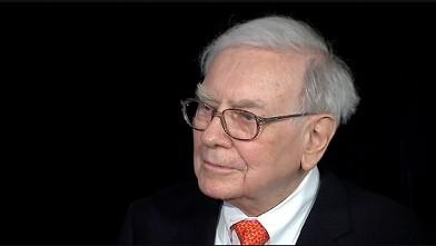 PHOTO: Berkshire Hathaway Chair and CEO Warren Buffett on 'This Week'