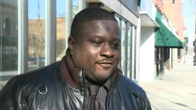 VIDEO: Isaac Count de Money Wilson is running for alderman in Aurora, Ill.