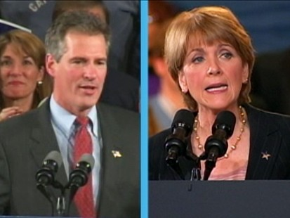 VIDEO: Rick Klein on the tight Senate race between Scott Brown and Martha Coakley.