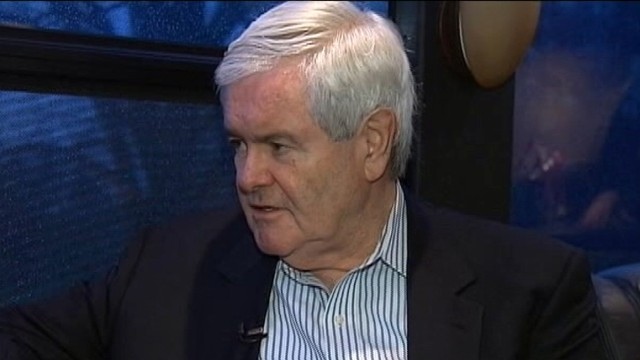 VIDEO: Newt Gingrich Committed to Positive Campaign