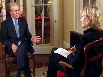 abc woodward diane 100924 main ABC News Exclusive: Diane Sawyer Talks to Bob Woodward in His First Interview About His New Book The Price of Politics