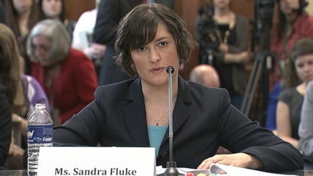 Sandra Fluke seeks Democratic endorsement in bid for seat to replace retiring Rep. Henry Waxman (D-Calif.)