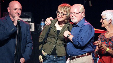 ap Gabrielle Giffords Ron Barber 2 jt 120610 wblog Gabby Giffords Pushes for Barber Campaign in Arizona