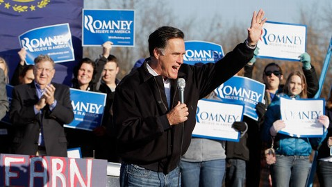 ap Mitt Romney jt 111203 wblog Romney Vows Performance of a Lifetime, But Cant Escape Gingrich Questions