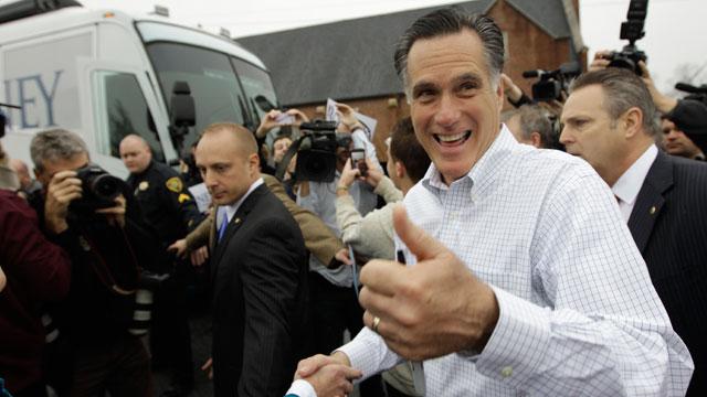 PHOTO: Mitt Romney in S.C.