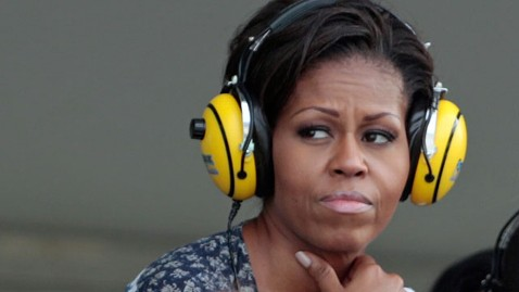 ap NASCAR Michelle Obama jt 111120 wblog Michelle Obama, Dr. Jill Biden Draw Boos at NASCAR Event