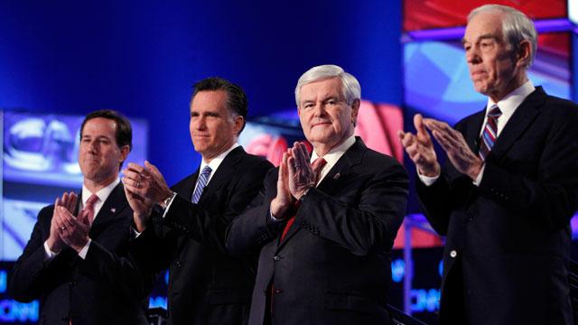 PHOTO: GOP Candidates