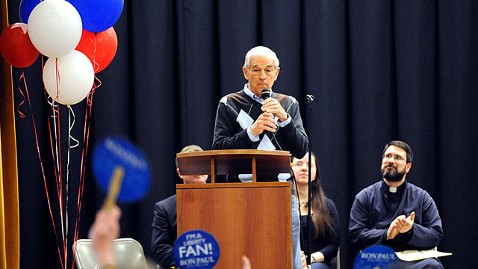 ap Ron Paul jt 120211 wblog Ron Paul Stumps in Maine Looking for a Win