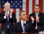 PHOTO: Joe Biden, Barack Obama and John Boehner