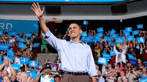 Obama starts re-election bid in Ohio