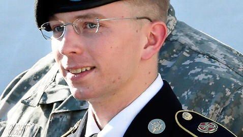 "... Army Private First Class Bradley Manning got underway Monday, prosecutors argued that the former Army intelligence analyst ""knowingly gave intelligence ... - ap_bradley_manning_dm_130603_wblog"