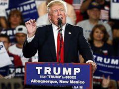 Trump Wins Washington GOP Primary