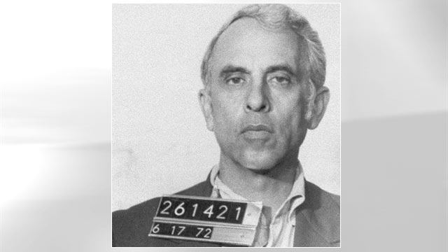 PHOTO: Virgilio Gonzalez, a locksmith, was arrested in connection with the break-in at the Watergate Hotel, June 17, 1972.