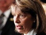 PHOTO:Rep. Jackie Speier, seen here in this Aug. 30, 2011 file photo, lambasted Congress for not acting to take investigation of sexual assault cases in the military out of the chain of command on  April 15, 2013.