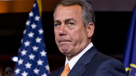 ap john boehner ll 130314 wblog Boehner Sends Regrets, Pelosi Lobbies for Invite to Popes Inauguration