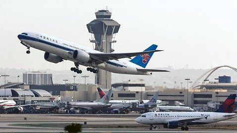 ap los angeles international airport ll 130429 wblog Typo Holds Up Obamas Signature on FAA Bill