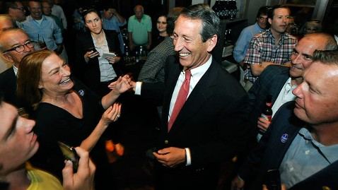 ap mark sanford dm 130508 wblog The Note: Mark Sanfords Second Chance