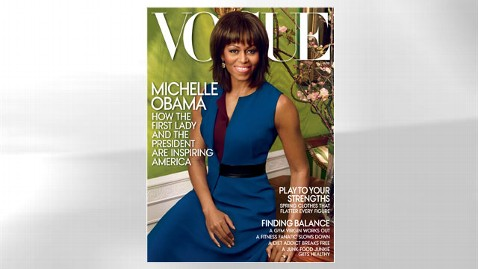ap michelle obama dm 130314 wblog Michelle Obama Gets Second Vogue Cover