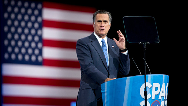 PHOTO: Mitt Romney