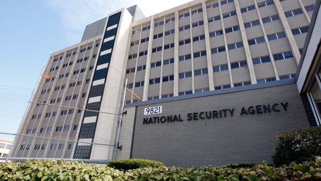 PHOTO: The National Security Agency building at Fort Meade, Md., Sept. 19, 2007.