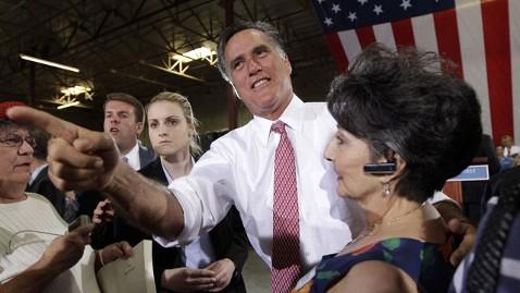 罗姆尼稳获共和党总统候选人提名