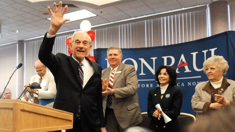 ap ron paul nt 120306 wblog Ron Paul Loses North Dakota; the Campaign Presses On