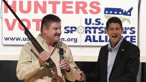 ap ryan 120929 wblog Paul Ryan Tells Hunters Thought of Second Obama Term Makes Him Shudder