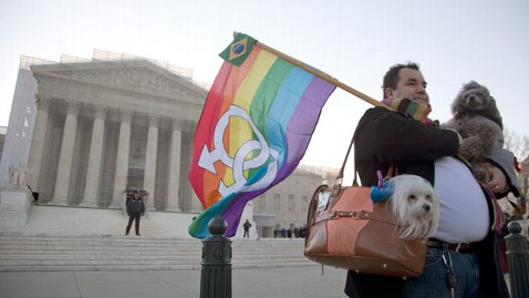 ap scotus gay marriage mi 130327 wblog Public Preferences Differ on Top SCOTUS Cases