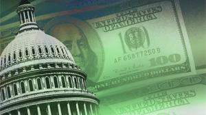 """Senators Pass Omnibus Spending Bill GOP Says Was Laden With """"Pork"""" Projects."""