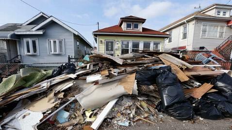ap storm sandy damage tk 130102 wblog House Sends $50B Sandy Aid Package to Senate