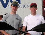 PHOTO: Sen. Rob Portman, right, and his son, Will are seen in this undate family photo.
