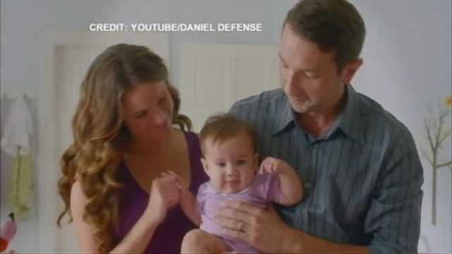 VIDEO: NFL says the spot by firearms manufacturer Daniel Defense was never submitted for