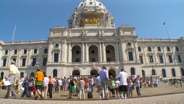 VIDEO: Thousands of state workers will be laid off, state parks and Minneapolis Zoo closed.