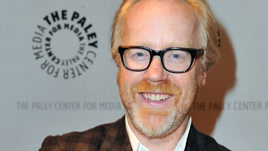 """PHOTO: TV personality Adam Savage attends The Paley Center for Media's """"An Evening with The Discovery Channel's Mythbusters"""" on June 13, 2011 in Beverly Hills, California."""