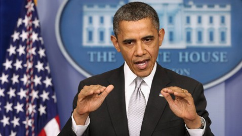 gty barack obama gun control jt 130113 wblog Analysis: Gun Control Set to Crowd Out President Obamas Second Term Agenda