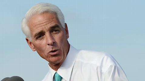 gty charlie crist jt 121208 wblog Its Official: Charlie Crist Is Now a Democrat