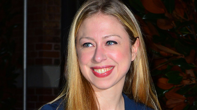 PHOTO: Chelsea Clinton