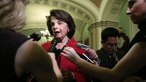 gty dianne feinstein 130314 wblog Assault Weapons Ban Passes Senate Committee; But Not Without a 2nd Amendment Debate